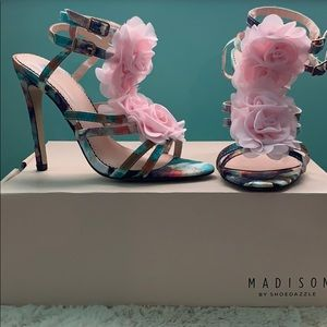 High heels from shoe dazzle